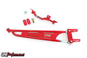 Umi Performance 1993 - 2002 Gm F-body Tunnel Brace Mounted Torque Arm Red
