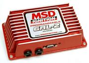Msd Ignition 6530 6al-2 Programmable Fits Sbc Bbc Chevy Ford Mopar 2 Step