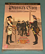 Prussia's Glory Frederick The Great 1757-60 - Gmt {new-sealed-shrink} Oop Rare