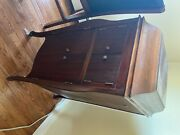Antique Victor Talking Machine Victrola Record Player Style Vv-x Estimated 1914andnbsp