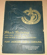 1958 Fort Jackson Sc Company C 7th Battalion 2nd Training Regiment Yearbook