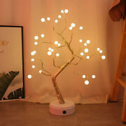 Battery Powered Led Fairy Tree Light Copper Wire Party Decor Lamp Lover Gift Us