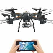 Camera Drone Quadrocopter Wifi Fpv Hd Realtime 2.4g 4ch Rc Helicopter Quadcopter