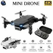 Mini Rc Drone 4k Hd Camera Drone Aerial Photography Helicopter Gravity Induction
