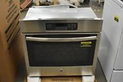 Ge Jt3000sfss 30 Stainless Single Wall Oven Nob 103027