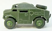 1950and039s Early Dinky Military 688 Field Artillery Tractor Diecast Vg/ex D1