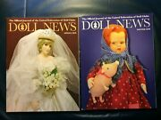 Doll News Magazine Spring 2020 Winter 2020 2 Issues