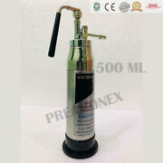 Mini Cryo Can 500ml Cryo Cyilinder Cryo Container With 4 Nozzles Attachment Nhn