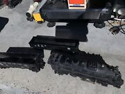 Vintage Lionel 027 Engine 2026 W 2 Carts Untested Missing One Screw See Photos
