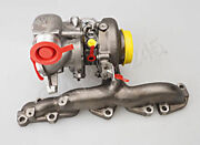 Genuine Vw Audi Seat Skoda Exhaust Manifold With Turbocharger 04l253124a