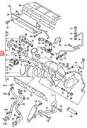 Genuine Audi Vw Seat A1 Exhaust Manifold With Turbocharger 06f145702cx