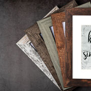 Rustic Wood Picture