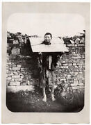 C.1890and039s Photo China - Criminal In The Stock