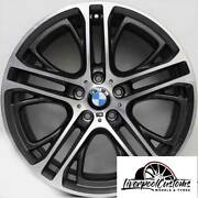 20inch Genuine Bmw X4 / X3 Run Flat Wheels Set Of 4 Oem Rims