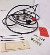 Omc 173959 Wiring Kit 20ft.cable Wiringfits 1982-87 Single Lever Control Wiring