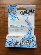 Camelbak Groove 2 Fresh Filters Replacement Tap Water Portable Filtration System