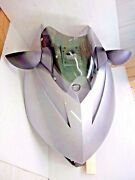 2004 Polaris Msx 140 Front Coversilverwindshield And Mirrors Side Rh And Lh