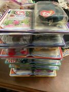 Ty Teenie Beanie Babies 2000 - Mcdonald's Complete Set 11 In Boxes