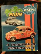 2009 Empl A Tradition Of Performance Vw Onoff-road Parts And Accessories Catalog