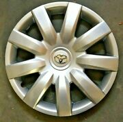 1-x Compatible Toyota Camry Corolla Wheel Cover 2004 2005 2006 15and039and039 Camery New