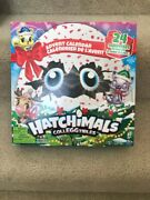 Hatchimals Colleggtibles Advent Calendar. 2018 Retired Set And Hard To Find.