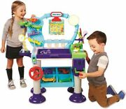 Open Box Little Tikes Kids Stem Jr. Wonder Lab Electronic Toy With Experiments