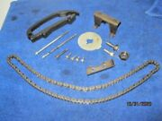 Kawasaki Concours Zg1000 Cam Timing Chain And Guides Good Parts 85-06 Zl 900 1000