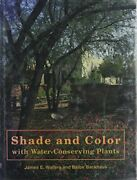 Shade And Color With Water-conserving Plants