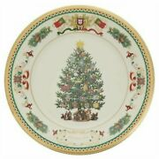 Lenox 2018 Annual Trees Around The World Collector Plate Portugal