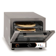Global Solutions Gs1110-17 By Nemco Electric 1/2 Size Countertop Convection Oven