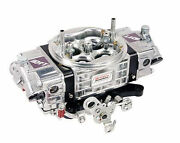 Quick Fuel Carburetor 750 Cfm Mechanical Drag Race Black Silver Rq-750 Custom