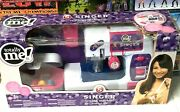 Totally Me Toy Singer Sewing Machine Toys R Us T2202 New Damage Box 6+