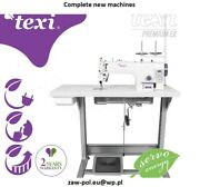 Texi Tronic 7 Nf Premium For Light And Medium + Table New Sewing Machine Fr