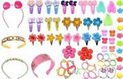 Rosepetals Baby Hair Band Mix Style Tic Tac Hair Clips Pin Hair Accessories