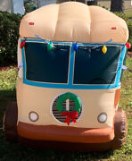 Cousin Eddie Rv Airblown Inflatable National Lampoon Christmas Vacation Open