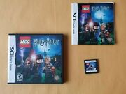 Lego Harry Potter Years 1-4 Nintendo Ds Video Game Cartridge Lite Dsi Xl 3ds 2ds
