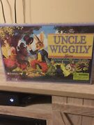 New Sealed Uncle Wiggily Wiggly Board Game Winning Moves 2009