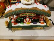 New Bright 380 Holiday Express Christmas Train Replacement Candy Dancer Car