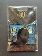 Disney Haunted Mansion 50th Anniversary Doom Buggy Hitchhiking Ghost Pin Le