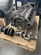 327 Small Block Chevy Engine Block 1963 870 Casting Number