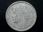 Marianne Is Crying 2 Francs 1945 B Km886a.2 France