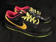 New 2008 Nike Sb Space Tiger Low Premium Dunk Shoes 313170-071 Size 13