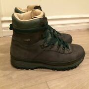 Raichle Climate Zone Size 8 Leather Two-tone Backpacking/off-trail/hiking Boots