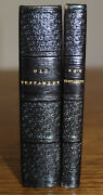 1826 Miniature The Holy Bible Old And New Testament Cambridge By J Smith 2 Vols