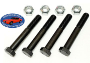 64-81 Gm Front And Rear Upper Lower Suspension Control Arm To Frame Bolts 8pcs Vc