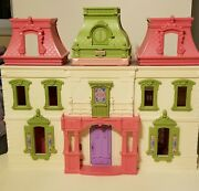 Lot Of Fisher-price Loving Family Dream Dollhouse Lights And Sounds W/5 New Sets