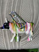 Cow Parade Muuuu Travies 2006 Retired Hard To Find
