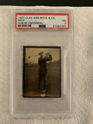 1927 Clay And Bock And Co Golf Card Psa 3 Highest Graded Hyper Rare 🔥🔥
