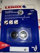 Lenox 2pc Small Tubing Cutter Replacement Wheels Blades 5/8 1921697