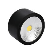 Dimmable/n 7w Cob Chipset Led Lamp Ceiling Light Surface Mounted Downlight Hotel